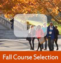 Fall Course Selection