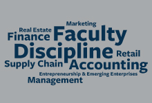Faculty by Discipline