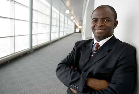 Kofi Appiah Okyere, Assistant Professor of Accounting