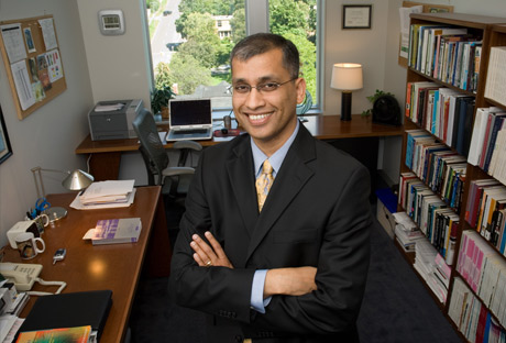 Ravi Dharwadkar, Professor of Management