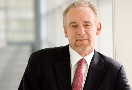 James D. Kuhn '70 BS '72 MBA, President of Newmark Grubb Knight Frank
