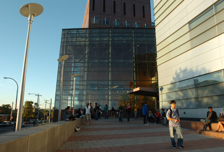 Martin J. Whitman School of Management building